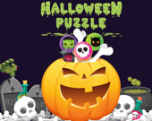Хэллоуин: Игра-паззл