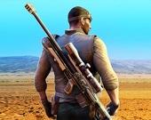 Снайпер - стрельба в фантастических тварей