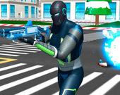 Супергеройские военные игры