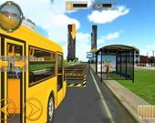 Симулятор школьного автобуса 2019