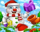 Рождественские 3 в ряд