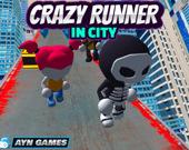 Безумная гонка по городу