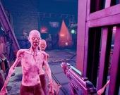 Арена восстания зомби
