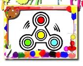 Игра-антистресс: Раскраска