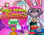 Джуди Хоппс: подготовка к Пасхе