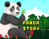 История панды