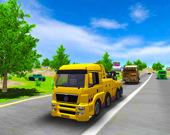 Симулятор вождения транспортных средств