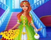 Наряд на выпускной для современной принцессы