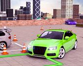 Классическая парковка авто: Вызов