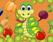Овощная змея
