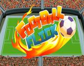 Футбольный щелчок