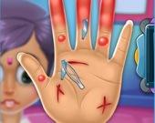 Больница - вылечи руку