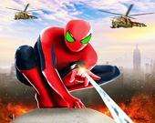 Человек-паук - Стрельба
