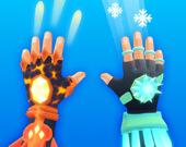 Ледяной человек 3D