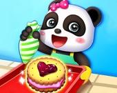 Фабрика закусок Малышки панды