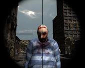Снайпер 3D: Апокалипсис в городе