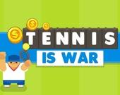 Теннис - это Война