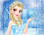 Ледяная Королева: Зимняя Мода