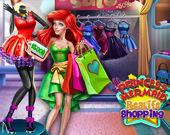 Принцесса Русалочка: Реальный шоппинг