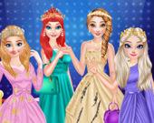 Принцессы: Высокая мода на красной дорожке