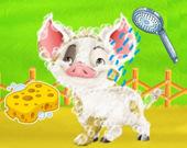 Малышка Тейлор: тур по ферме животных