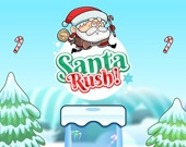 Санта спешит