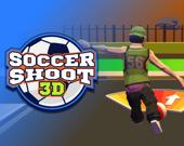 Футбольная стрельба 3D