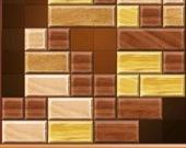 Падение блока: слайд-игра