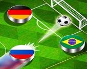 Футбол на ковре - Сетевая игра