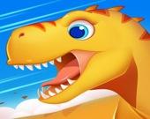 Ти-рекс - Остров динозавров