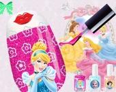 Маникюрный салон для принцессы