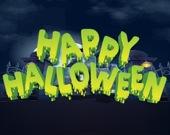 Счастливого Хэллоуина 3 в ряд