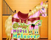 Бобби: украшение лошади