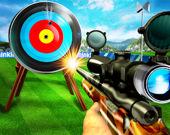 Снайпер: Стрельба по мишеням