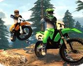 Мотогонки по горам и бездорожью