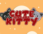 Три в ряд: Милый котёнок