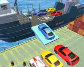 Симулятор корабля-автовоза