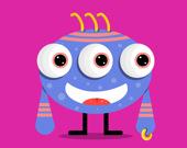 Милые маленькие монстры: Игра на память