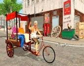Велосипед: Вождение по городу