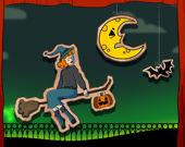 Полет Ведьмы: Хэллоуин