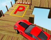 Экстремальная парковка в городе
