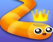 Змейка: увлекательная битва