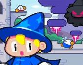 Падение в башне волшебника