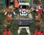 Арена мультиоружия 3D: выживание с зомби