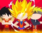 Бой Супер Стикмена