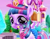 Забота о волшебном пони