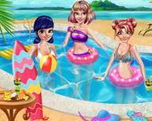 Принцессы: летние приключения
