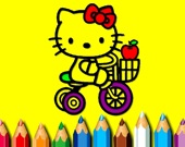 Раскраска: Милые котята