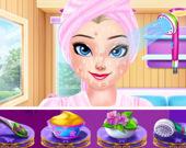 Ледяная принцесса: СПА во время отпуска