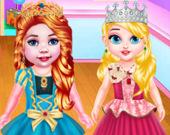 Косплей-вечеринка принцессы Тейлор